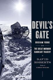 DEVIL'S GATE by David Roberts
