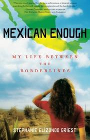 MEXICAN ENOUGH by Stephanie Elizondo Griest