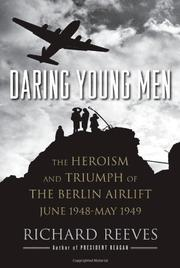 DARING YOUNG MEN by Richard Reeves
