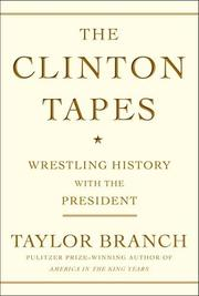 Cover art for THE CLINTON TAPES