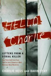 HELLO CHARLIE by Charlie Hess