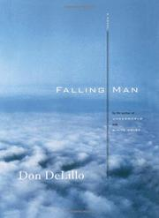 Cover art for FALLING MAN