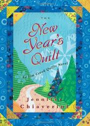 Book Cover for THE NEW YEAR'S QUILT