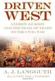 Book Cover for DRIVEN WEST