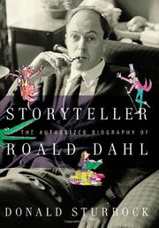 Cover art for STORYTELLER