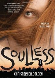 Cover art for SOULLESS