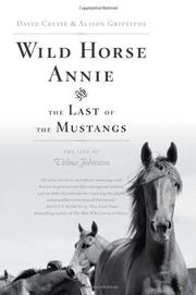 Book Cover for WILD HORSE ANNIE AND THE LAST OF THE MUSTANGS