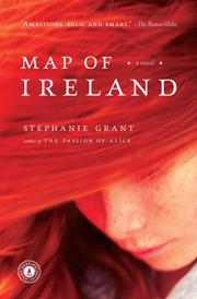 MAP OF IRELAND by Stephanie Grant