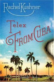 Cover art for TELEX FROM CUBA