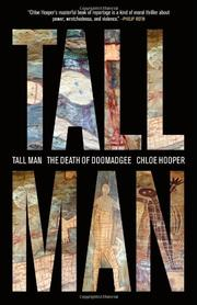 TALL MAN by Chloe Hooper