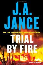 TRIAL BY FIRE by J.A. Jance