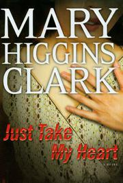 Book Cover for JUST TAKE MY HEART