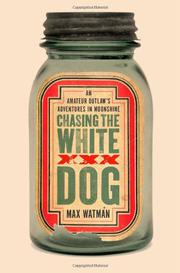 Cover art for CHASING THE WHITE DOG