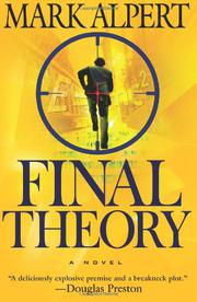 Book Cover for FINAL THEORY