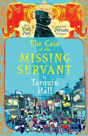 Cover art for THE CASE OF THE MISSING SERVANT