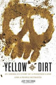 Book Cover for YELLOW DIRT