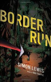 Book Cover for BORDER RUN