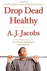 Cover art for DROP DEAD HEALTHY
