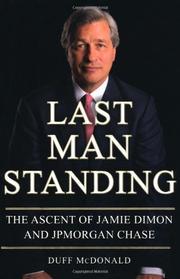 LAST MAN STANDING by Duff McDonald