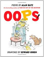 OOPS! by Alan Katz