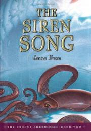 THE SIREN SONG by Anne Ursu