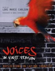 Cover art for VOICES IN FIRST PERSON