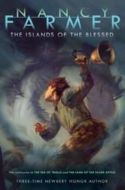 Cover art for THE ISLANDS OF THE BLESSED