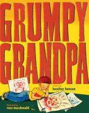 Book Cover for GRUMPY GRANDPA