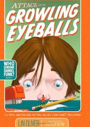Cover art for ATTACK OF THE GROWLING EYEBALLS