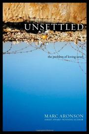 Book Cover for UNSETTLED