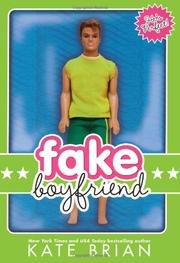 FAKE BOYFRIEND by Kate Brian