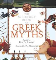 THE McELDERRY BOOK OF GREEK MYTHS by Eric A. Kimmel
