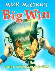 MACK MCGINN'S BIG WIN by Coleen Murtagh Paratore