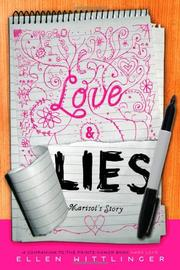 Book Cover for LOVE & LIES