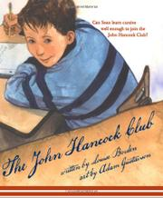 THE JOHN HANCOCK CLUB by Louise Borden