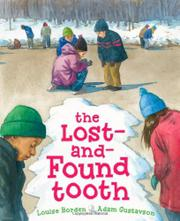 Cover art for THE LOST-AND-FOUND TOOTH