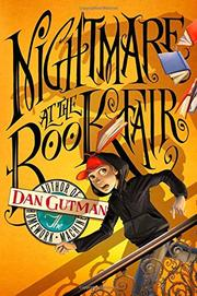 NIGHTMARE AT THE BOOK FAIR by Dan Gutman