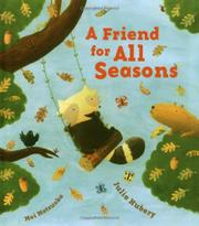 A FRIEND FOR ALL SEASONS by Julia Hubery