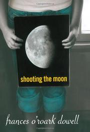 Cover art for SHOOTING THE MOON