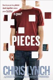 Book Cover for PIECES