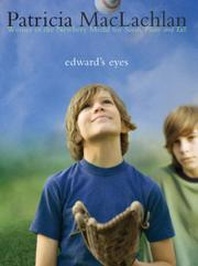 EDWARD'S EYES by Patricia MacLachlan