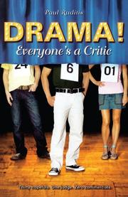 EVERYONE'S A CRITIC by Paul Ruditis