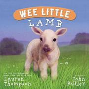 WEE LITTLE LAMB by Lauren Thompson