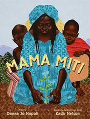 Book Cover for MAMA MITI