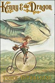 KENNY & THE DRAGON by Tony DiTerlizzi