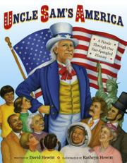 Cover art for UNCLE SAM'S AMERICA