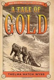 Cover art for A TALE OF GOLD