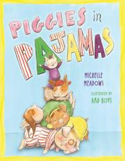 Cover art for PIGGIES IN PAJAMAS