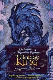 THE INDIGO KING by James A. Owen