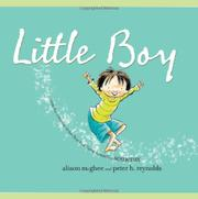 LITTLE BOY by Alison McGhee